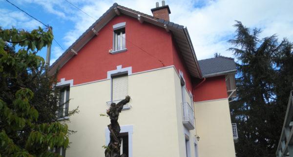 Maison-peinture